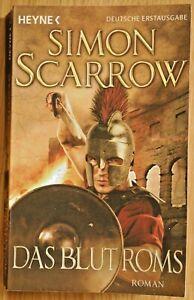 Das Blut Roms - Die Rom-Serie - Band 17 - Simon Scarrow