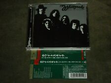 Whitesnake ‎Ready An' Willing Japan CD Bonus Tracks SHM