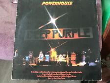 DEEP PURPLE - Powerhouse - LP / 33T (a40)