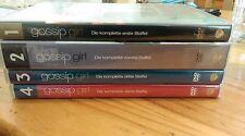Gossip Girl - Series 1-4 (DVD, 2011, 22-Disc Set)