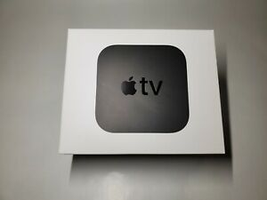 Empty Box! - Apple TV 32GB 4K HD - Black (MQD22LL/A) - No Device Mint Condition