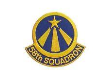 Space above and Beyond Ecusson brodé du 58th bataillon 58th squadron patch