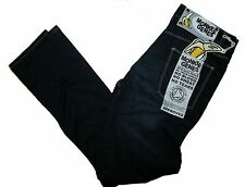 Jeans Monkee Genes Biologico Etico 100% Bio Men Uomo Patch Banana Classic Denim