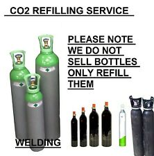 CO2 OR 70 /30  REFILL SERVICE PUB CELLAR GAS / WELDING GAS / FISH TANKS / PLANTS