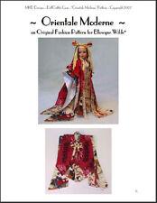 Ellowyne Wilde Fashion Pattern 'Orientale Moderne'