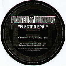 PLAYER & REMADY - Electro EP #1 - Houseworks