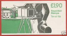 FV2b Fox Talbot RM £1.90 Folded Booklet