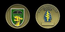 I Corps Mike Force Challenge Coin - Vietnam Special Forces