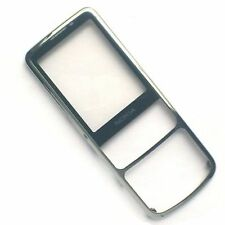 100% Genuine Nokia 6700 classic front fascia housing + screen lens glass Chrome