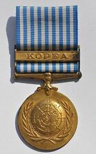 Médaille de Corée 1954, ONU, pour contingent Grec