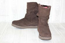 Skechers Keepsakes Freezing Temps Winter Boot - Women's Size 10, Chocolate