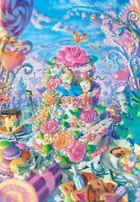 Disney 500 Piece Jigsaw Puzzle Alice in Wonderland Sweetsland DPG-500-593