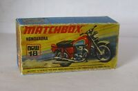 Repro Box Matchbox Superfast Nr.18 Hondarora