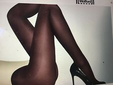 WOLFORD  SATIN OPAQUE 50 TIGHTS  SIZE  SMALL   ARRAGON
