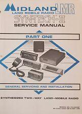 MIDLAND SYNTECH MOTOROLA Service, Resolving Radio Noise Issues