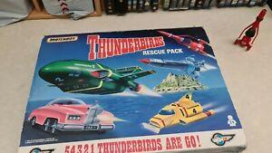 Matchbox Thunderbirds Rescue Pack