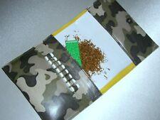Tabakbeutel Tabaktasche Lederetui Leder Camouflage tobacco pouch leather