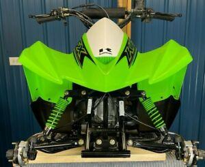 Kawasaki KFX 90 A-arms & Shocks ATV +6 inch Widening Kit