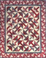 Timber Quilt Pattern by Cozy Quilt Designs