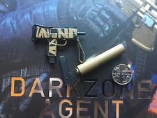 Virtual Toys The Dark Zone Agent Tracy R Ver MAC-11 Pistol loose 1/6th scale