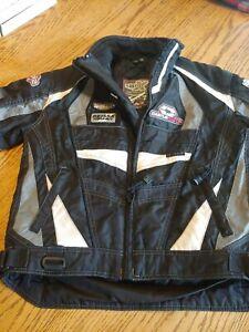 Youth M Castle X Snowmobile Jacket Coat CR2 Ventec