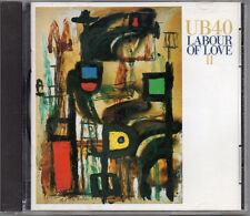 (CD) UB40 - Labour Of Love II