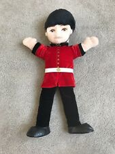 Puppet Toy Soldier - The Puppet Company - In Perfect Condition