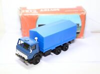 Kazmaz 5320 With Awning In Its Original Box - Near Mint Russian Truck