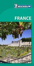 Michelin Green Guide France (Green Guide/Michelin)-ExLibrary