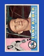1960 Topps Set Break # 83 Tony Kubek VG-VGEX *GMCARDS*