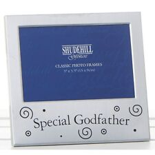 Special Godfather Frame Gift Christening Present Tribute Shudehill 73532