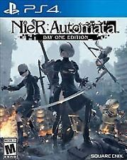 Nier: Automata -- Day One Edition (Sony PlayStation 4, 2017)