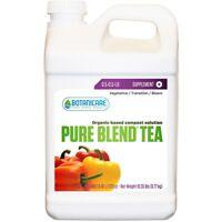 Botanicare Pure Blend Tea 2.5 Gallon Original Grow Bloom Blend Base Nutrients