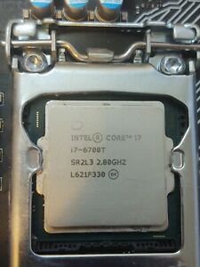 Intel Core i7-6700T 3.6Ghz TurboBoost CPU LGA1151 Processor 35W SR2L3 (SR2BU)