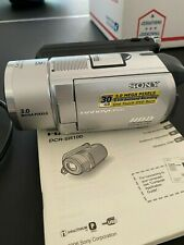Sony HandyCam DCR-SR100 3.0MP 30GB HDD Camcorder - all parts included