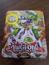 Yu-Gi-Oh! Wind-Up Zenmaister Collectible Tin 2011 Sealed NIB