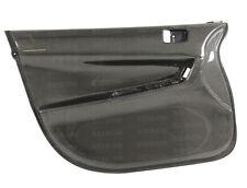 08-12 Mitsubishi Lancer Evo X Seibon Carbon Fiber OEM Front Door Panels!!!