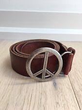 AMERICAN EAGLE Women's Genuine Leather Belt - Size M