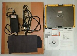 GETAC V100-EX2 EXPLOSION PROOOF RUGGED CONVERTIBLE TABLET-PC