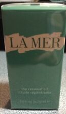 LA MER THE RENEWAL OIL, NOURISHES,SOFTENS FOR AN INSTANT GLOW, NIB, .5 Oz,Sealed