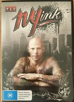🇦🇺NY INK SEASON ONE 1 DVD (2 DISC SET) COLLECTABLE BRAND NEW❤️ FREE POST💵