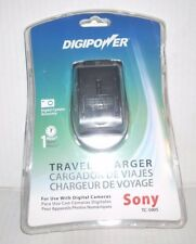 Sony Digipower Digital Camera Travel Charger TC-500S NEW