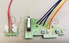 33/45 START STOP & STROBE PCB FOR TECHNICS SL1200 SL1210 Choice of LED colour