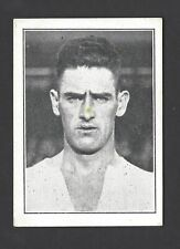 HILL - POPULAR FOOTBALLERS, SERIES A - #7 J W BOWERS, DERBY COUNTY