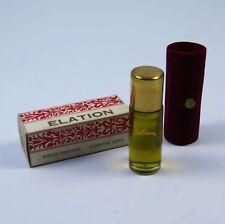 Dorothy Gray ELATION purse perfume Nuovo Rar Vintage