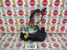 08 09 CHEVROLET SILVERADO DRIVER LEFT REAR DOOR LOCK LATCH ACTUATOR OEM