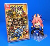 Shovel Knight: Treasure Trove (Nintendo Switch) Physical Region Free