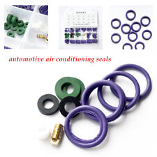 225PCS/BOX Conditioning Sealing Rubber Ring Car Air Refrigerant Trim Repair KIT