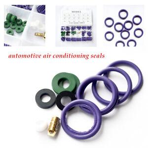 225PCS/BOX Conditioning Sealing Rubber Ring Car Air Refrigerant Trim Repair KIT