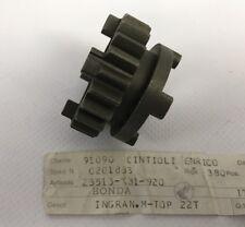 Ingranaggio cambio - GEAR 22T - Honda  XL125R NX125 NOS: 23513-KB1-920